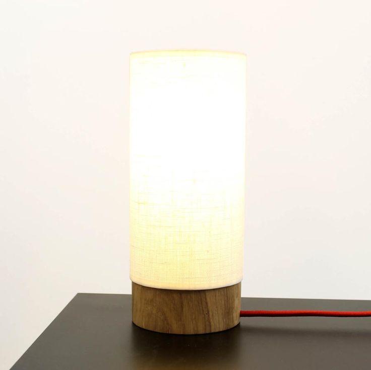 La LUMPI : comme la Lumetto Mini mais en forme cylindrique :) http://www.cute.fr/lampe-lumpi-en-bois-massif-blumen,fr,4,blumen-lampe-lumpi.cfm