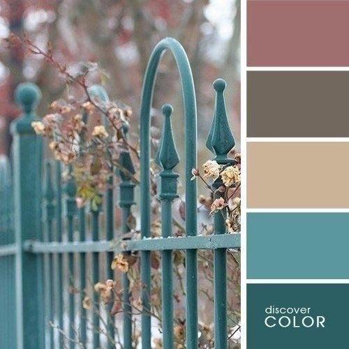 Сочетание цветов - Дизайн интерьеров   Идеи вашего дома   Lodgers