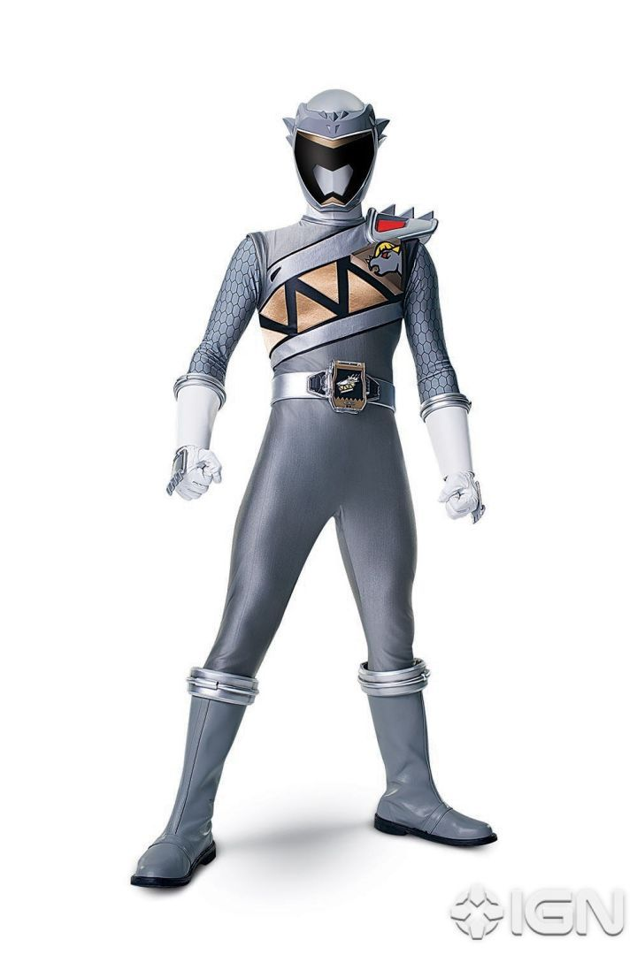 POWER RANGERS DINO CHARGE INTRODUCES ALL-NEW GRAPHITE RANGER