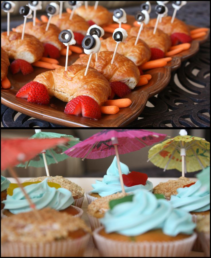 Party Ideas Snacks: 17 Best Images About Party Ideas On Pinterest