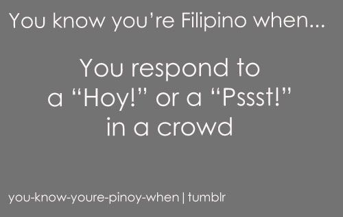 You know you're Filipino when... - Page 3 of 8