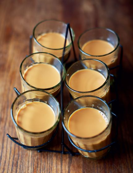 Yorkshire Tea Spiced Chai -- YT is my fave...and I adore chai so this has GOT to be good!