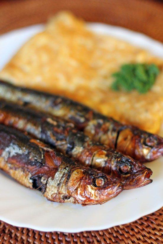 how to make dried fish or tuyo
