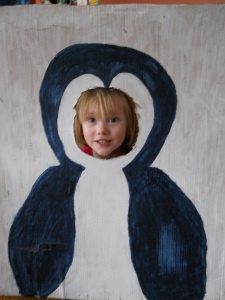 Penguin Party Theme