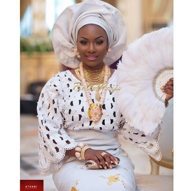 Beautiful Nigeria Wedding Dresses