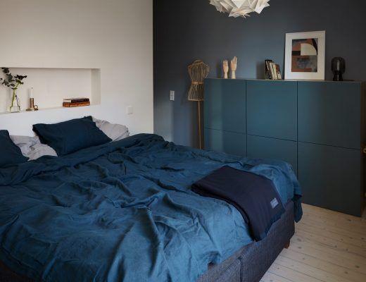 17 beste idee u00ebn over Blauwe Slaapkamers op Pinterest   Blauwe slaapkamer muren, Blauw slaapkamer