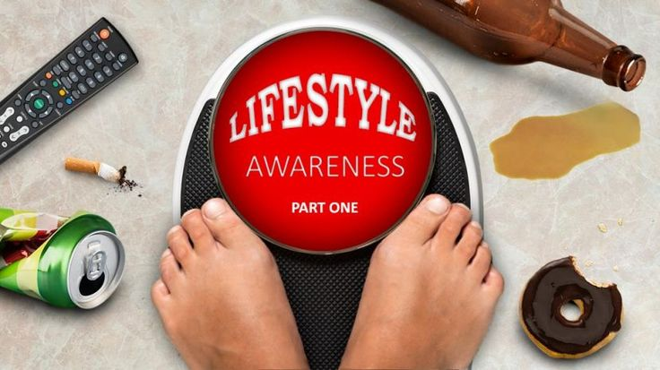 Lifestyle Awareness - Part 1