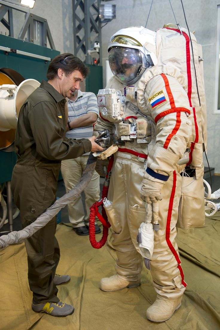 astronaut space suit pressure - photo #2