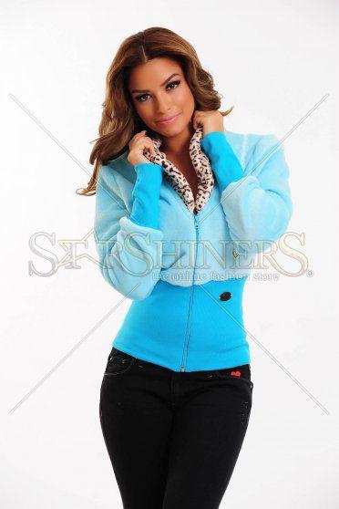 Jacheta MissQ Tiger Infusion Blue
