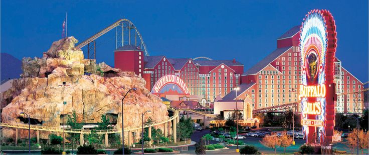 Primm Valley - resort casino - great place!
