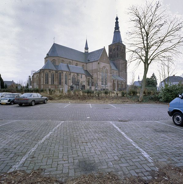 St. Petrusbasiliek Boxtel, North Brabant (the Netherlands)
