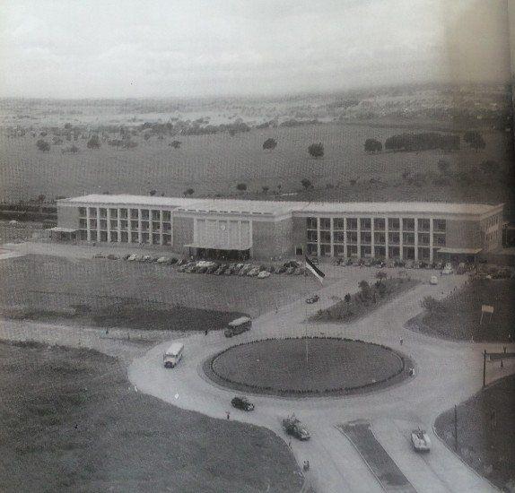 Estación de ferrocarril. Sería inaugurada el 12 de octubre de 1953 #Cali #Colombia