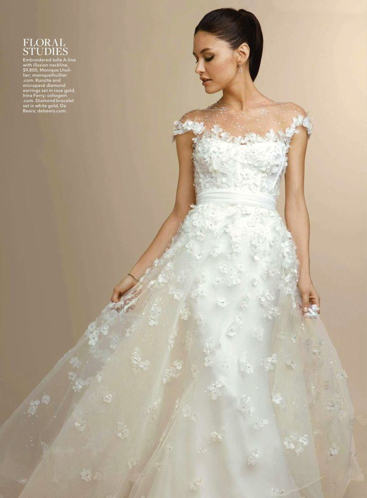 Brides Editorial Rhapsody in Bloom, June/July 2013 Shot #5 - MyFDB