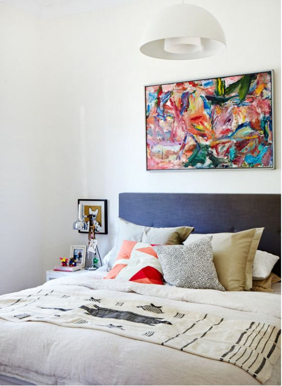 Colorful Sydney Home. | To Live Beautifully