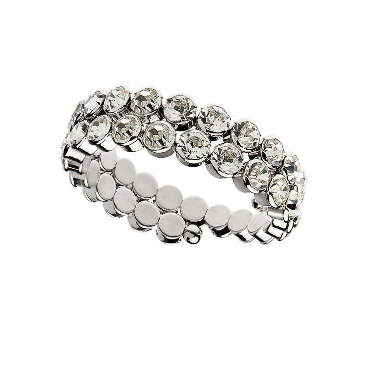 SARAH DOUBLE Silver bracelet