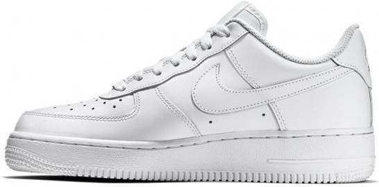 Nike Sneaker - Dames Schoenen Low Tops White/White online kopen