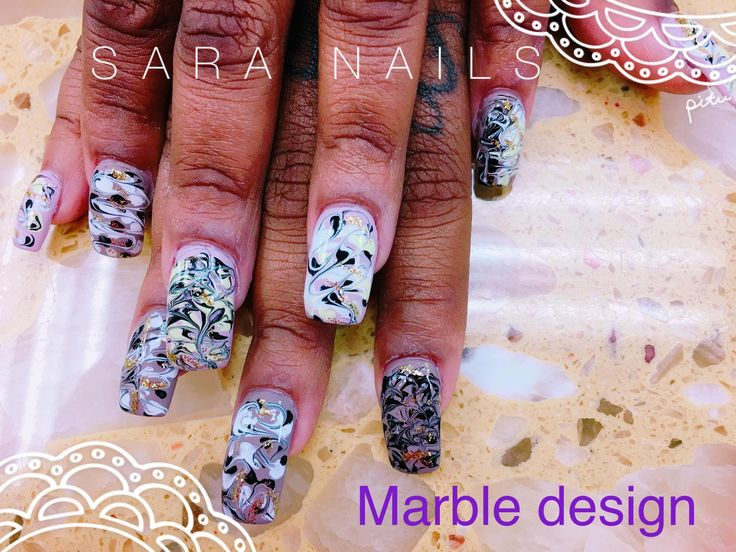 Top Nail Design of the year for all ladies Nail salon