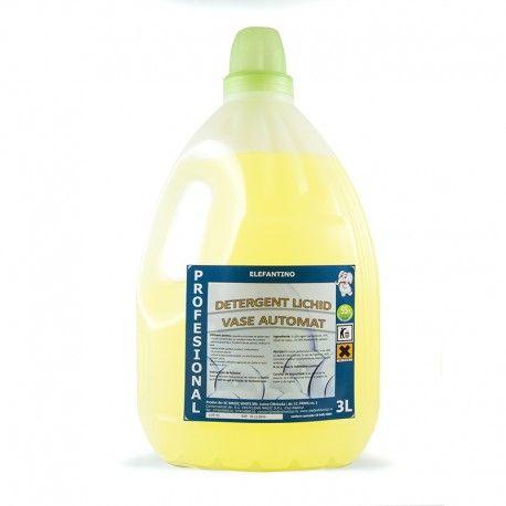 Biodegradabil. Cu formula Liquid Careful Cleaning – chiar si pentru vesela pretentioasa - protejeaza suprafetele lucioase si decoratiunile.