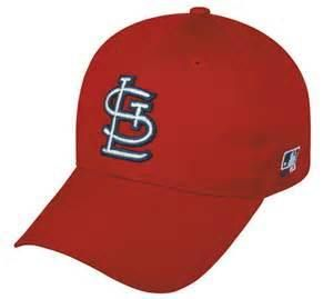 St Louis Cardinals Major League Baseball adjustable cap