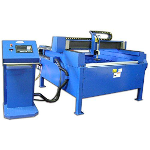 CNC Plasma Table GMC PT-0404/65A :http://toolsforwelding.com/cnc-plasma-table-gmc-pt-040465a/