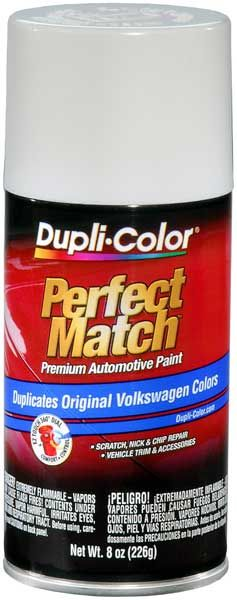 Audi Porsche & Volkswagen Candy White Auto Spray Paint - LB9A 1995-2014: Dupli-Colors Candy White Auto Touch-Up Spray Paint color code LB9A…