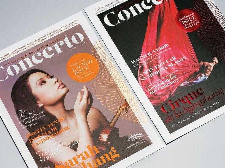 Concerto issue 1 & 2