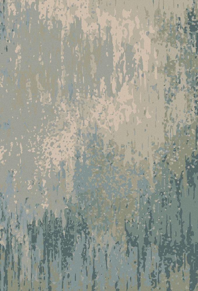 Surya   Surya Watercolor WAT 5004 Green Blue Area Rug #107180