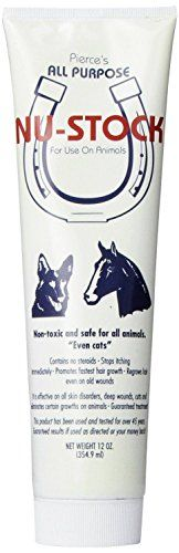 New, Durvet Nu-Stock Ointment, 12-Ounce,