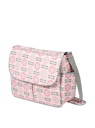 66% OFF The Bumble Collection Amber Tote Style Diaper Bag, Modern Floral Print