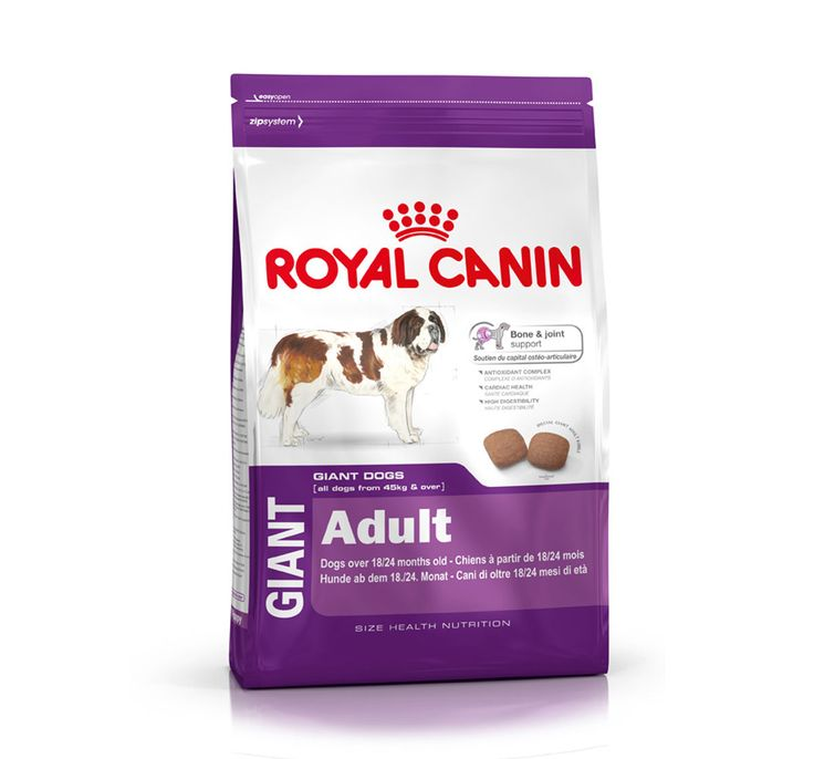 Royal Canin Giant Adult - 4 Kg buy Royal Canin Dog Food Online http://www.dogspot.in/royal-canin/