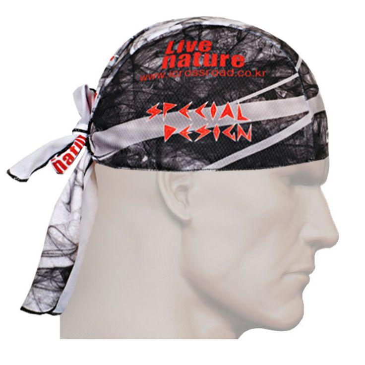 ZIPRAVS - Fixgear Running Black Bandana Head Band Scarf Wrap Beanie Bandanna, $12.99 (http://www.zipravs.com/fixgear-running-black-bandana-head-band-scarf-wrap-beanie-bandanna/)