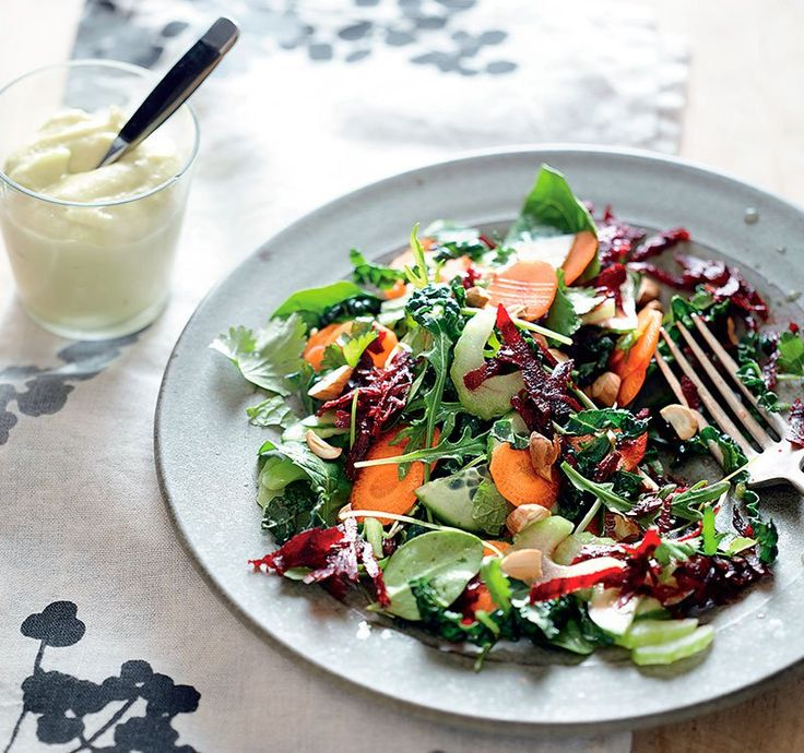 Super summer salad – paleo recipes by Pete Evans