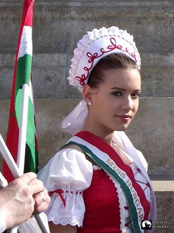 Because Hungarian women are the most beautiful!