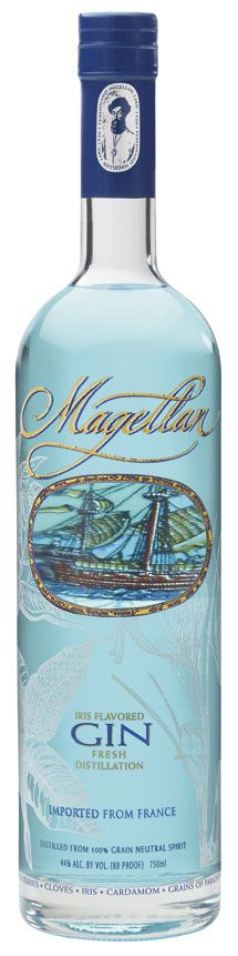 A bit about Magellan Blue Gin and several cocktail recipes as well!