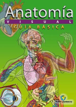 Atlas de anatomia humana 96p