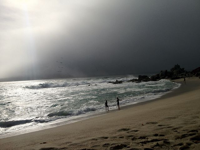 I snapped this the other day in Carmel by the Sea, CA. Beautiful place.