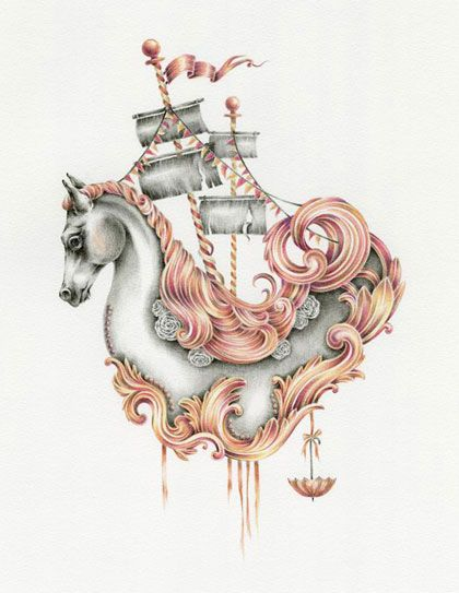 Love this! I would love to get it on my other hip or around my back and wrap around to my stomach