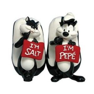 Pepe and his sweetheart