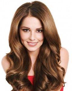 Красивые роскошные волосы за 10 минут