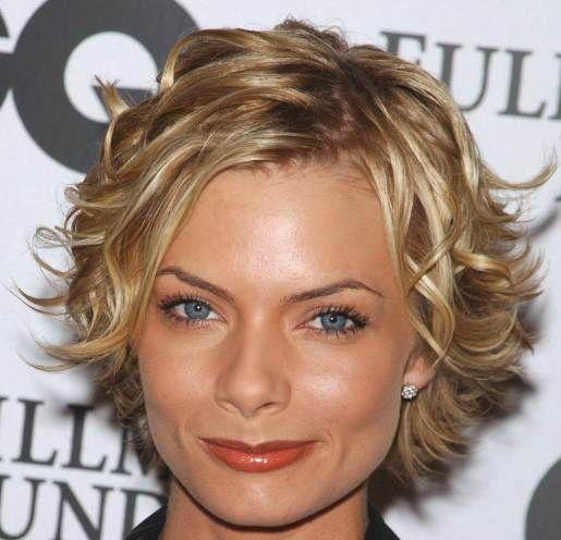 krótkie kręcone włosy - Szukaj w Google