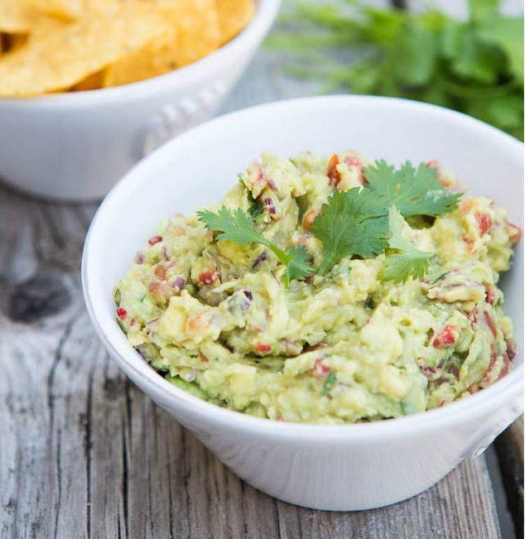 Je hoeft nergens meer te zoeken voor een goed guacamole recept, want wij hebben het beste recept voor de lekkerste guacamole ooit! En het is heel eenvoudig.