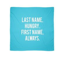 """Last name Hungry"" Classic T-Shirts by akirathoms 