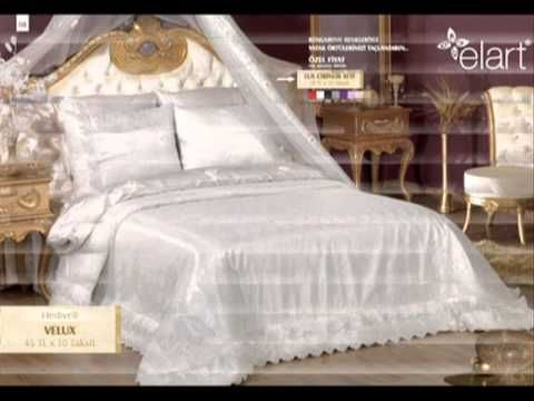 Elart Yatak Örtüsü Nevresim Pike www.sevilenshome.com.tr 'de Bed spreed ...