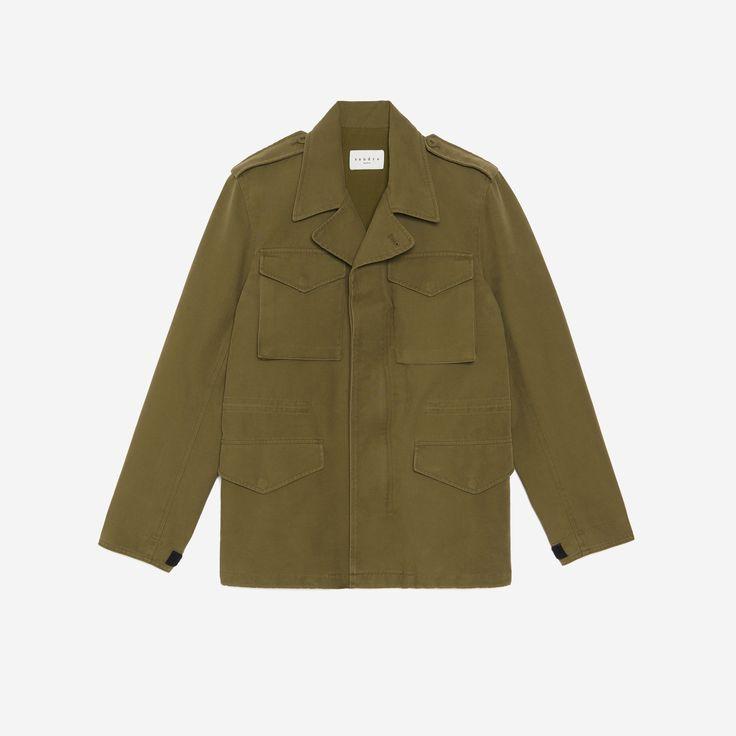 Jacket - Trenchs & Manteaux - Sandro-paris.com