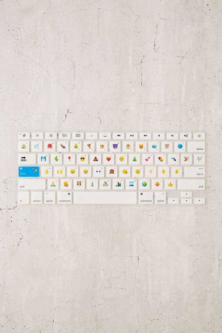 Disk Cactus Emoji Keyboard Cover + Software
