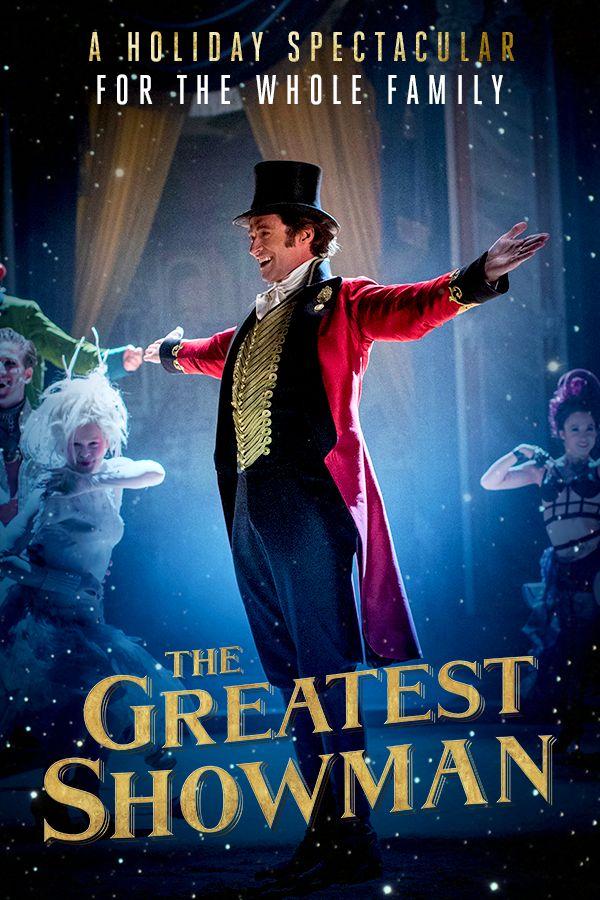 The Greatest Showman Kino