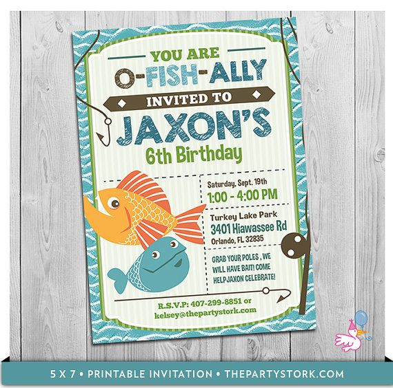 Best 25 Party invitations kids ideas – Boys Party Invite
