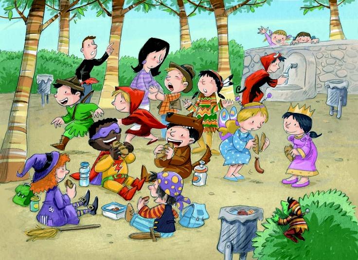 Carnaval. Il·lustració de Subi.