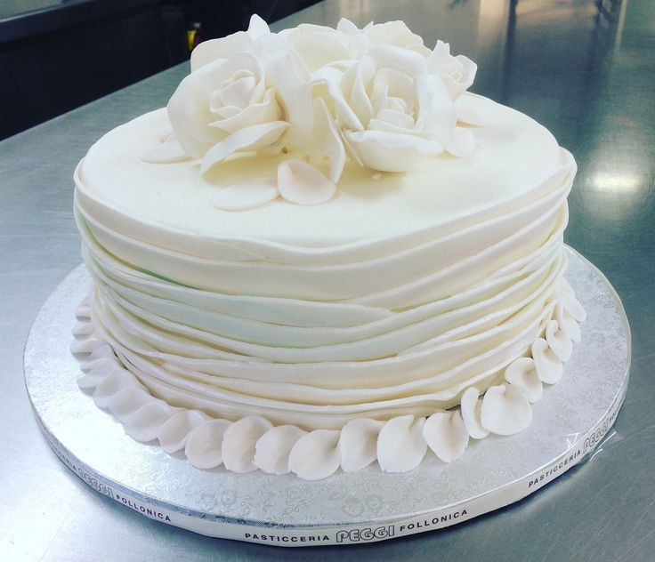Bene wedding cake