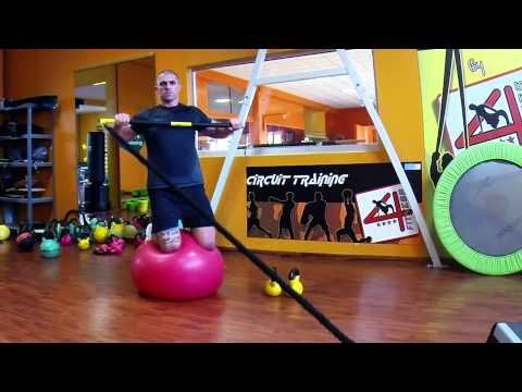GOPRO RIP TRAINER AND SWISS BALL